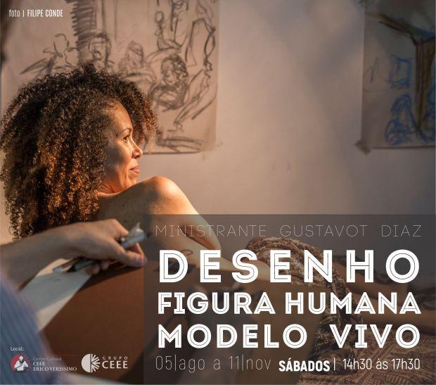 Flyer Figura humana, CEEE 2017,I
