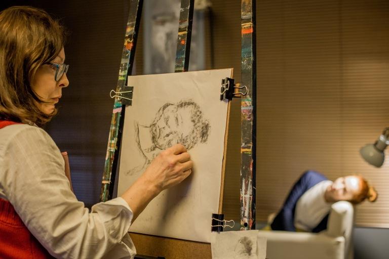 Desenho como experiência visual- impressão-44