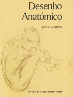 Louise Gordon, Desenho Anatomico.jpg